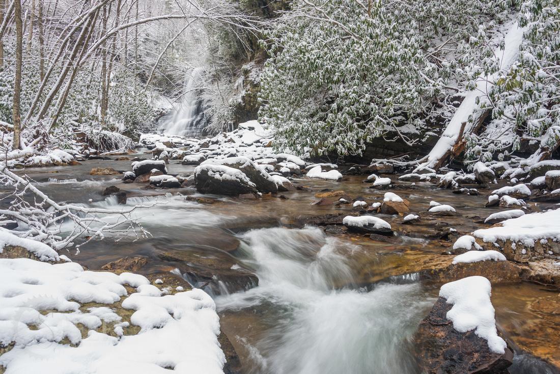 Cascades Winter
