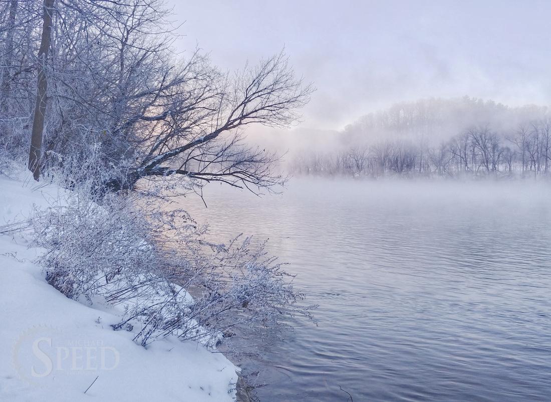 2018 Snowstorm Radford Virginia