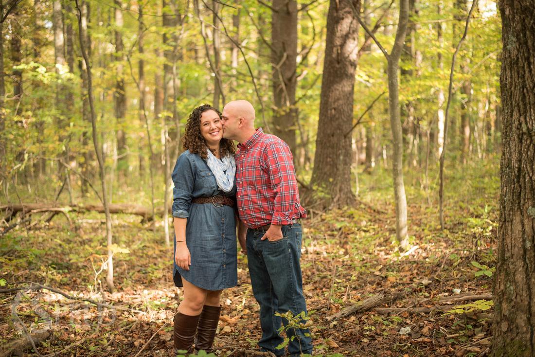 Rocky Knob Engagement Photography