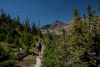 Glacier National Park Backcountry Camping