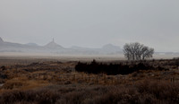 Image taken near Chimney Rock in western Nebraska.  It has greater significance because of it's ties to the Oregon Trail.