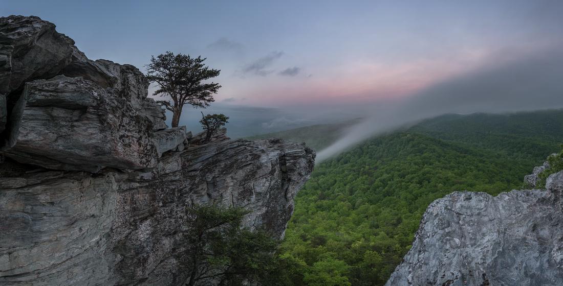 Hanging Rock State Park Camping Trip