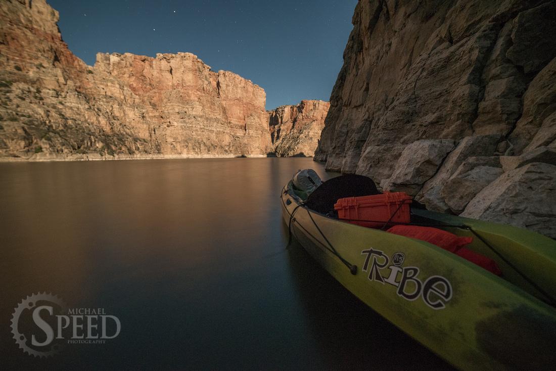 Bighorn Canyon Kayak Trip