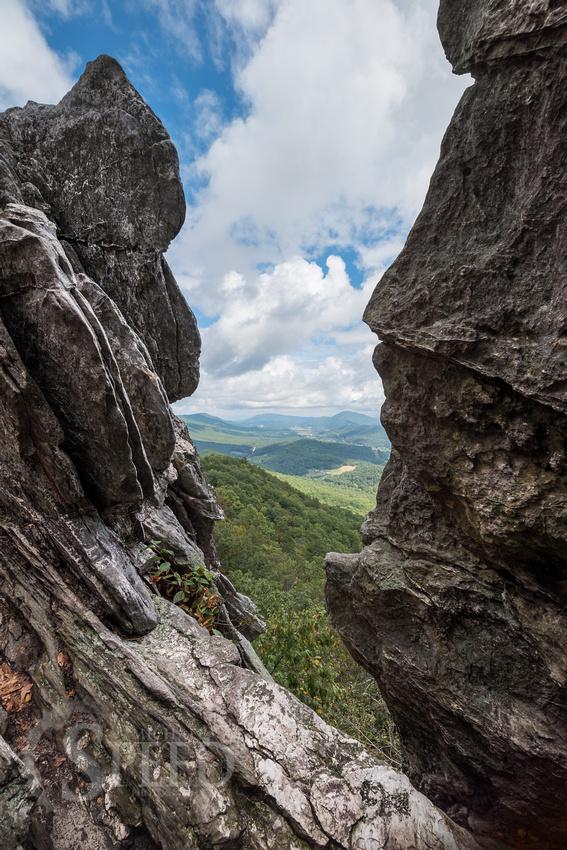 Dragons Tooth Appalachian Trail