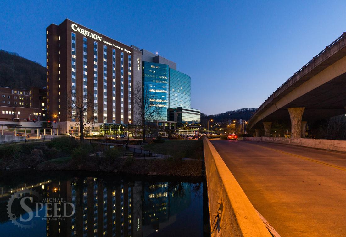 Carilion Clinic Roanoke Memorial Hospital