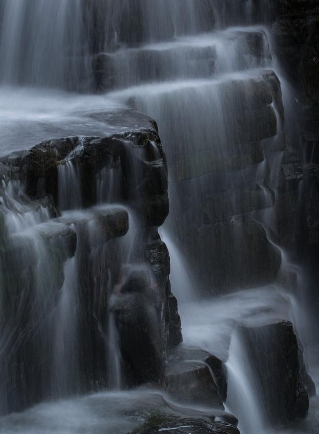 Dismal Falls Waterfall