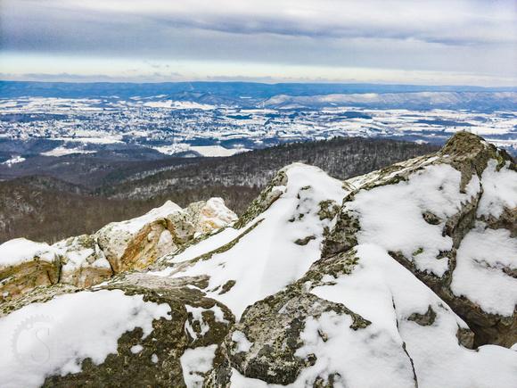 High Rocks Trail Wytheville VA