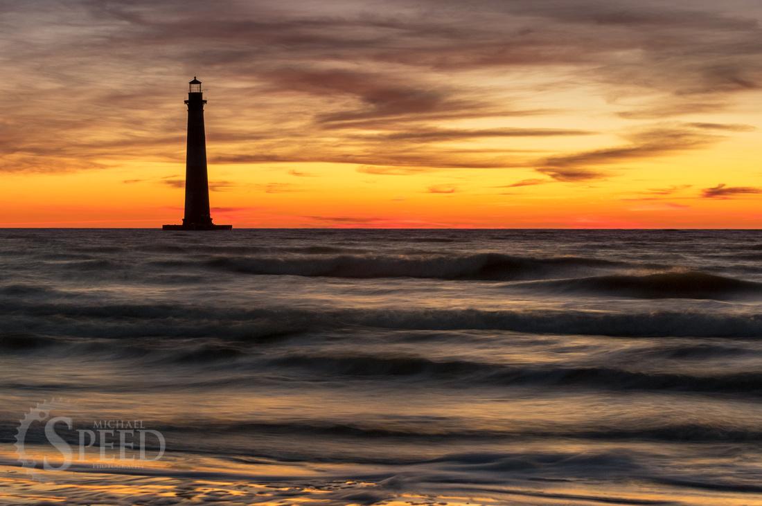 Morris Island Light