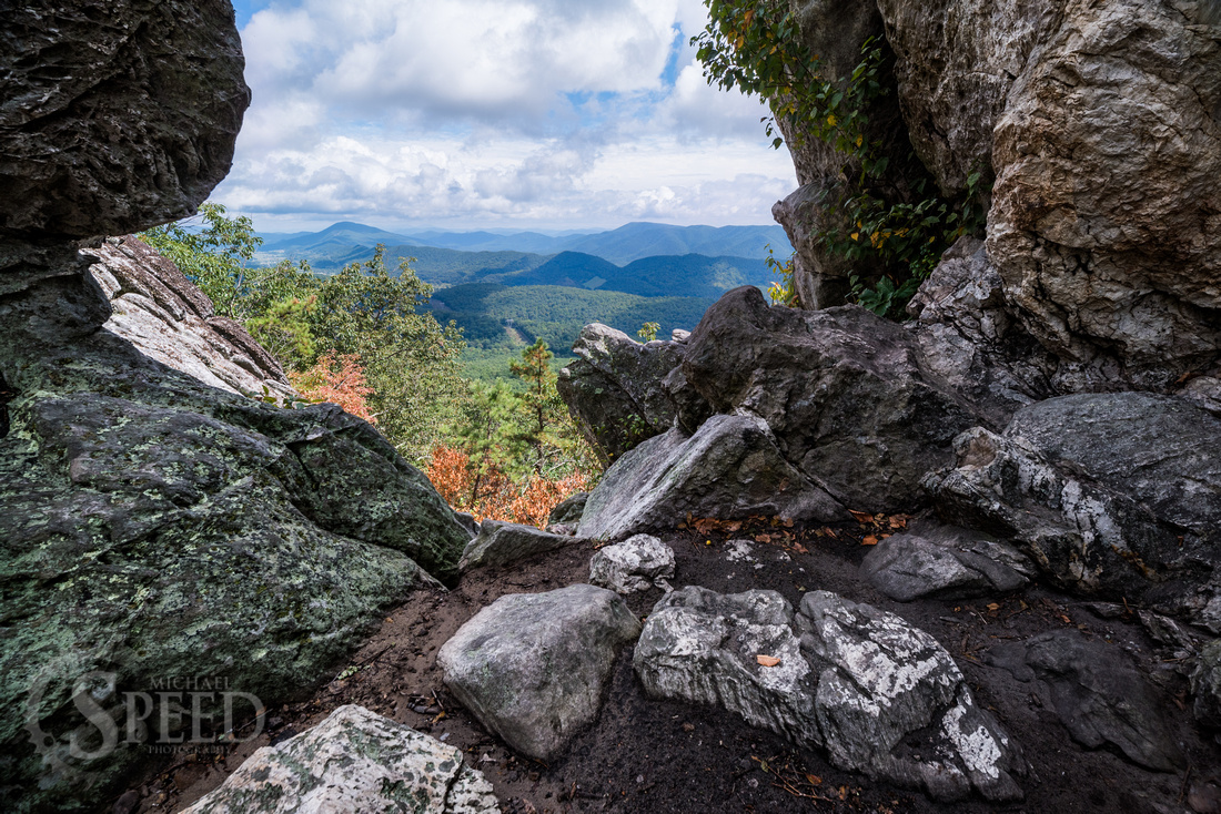 Dragons Tooth Appalachian Trail