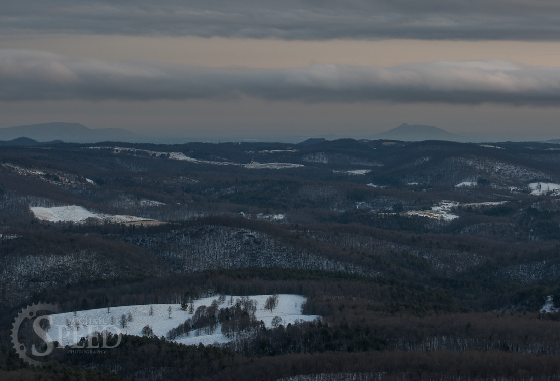 Buffalo Mountain Nature Preserve
