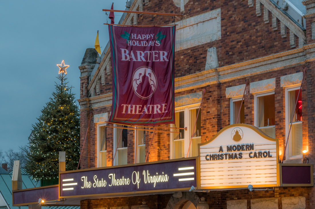 Barter Theater Abingdon Virginia