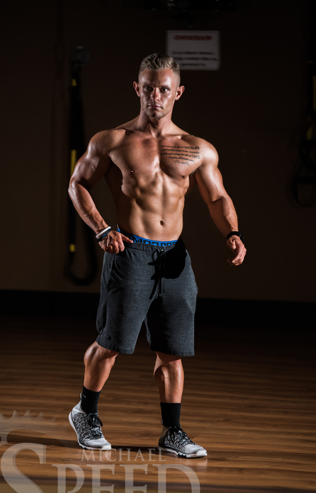 EVL Fitness Photoshoot