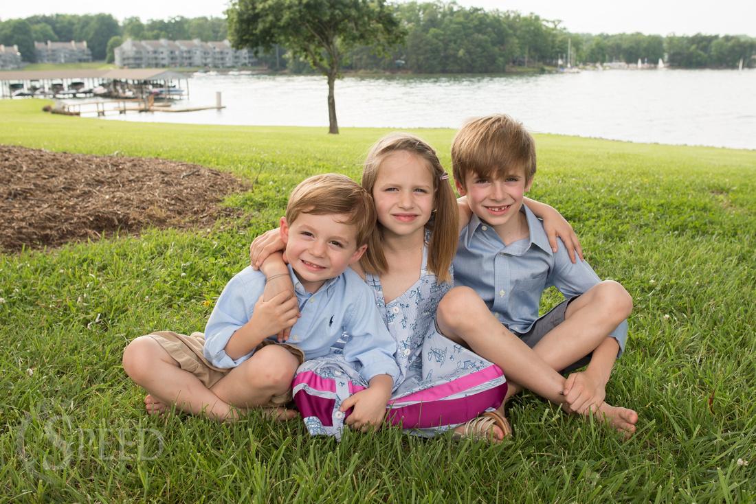 family photo smith mountain lake