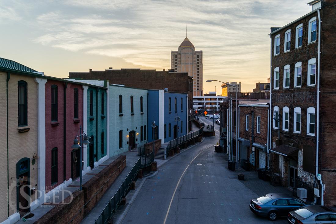 Downtown Roanoke