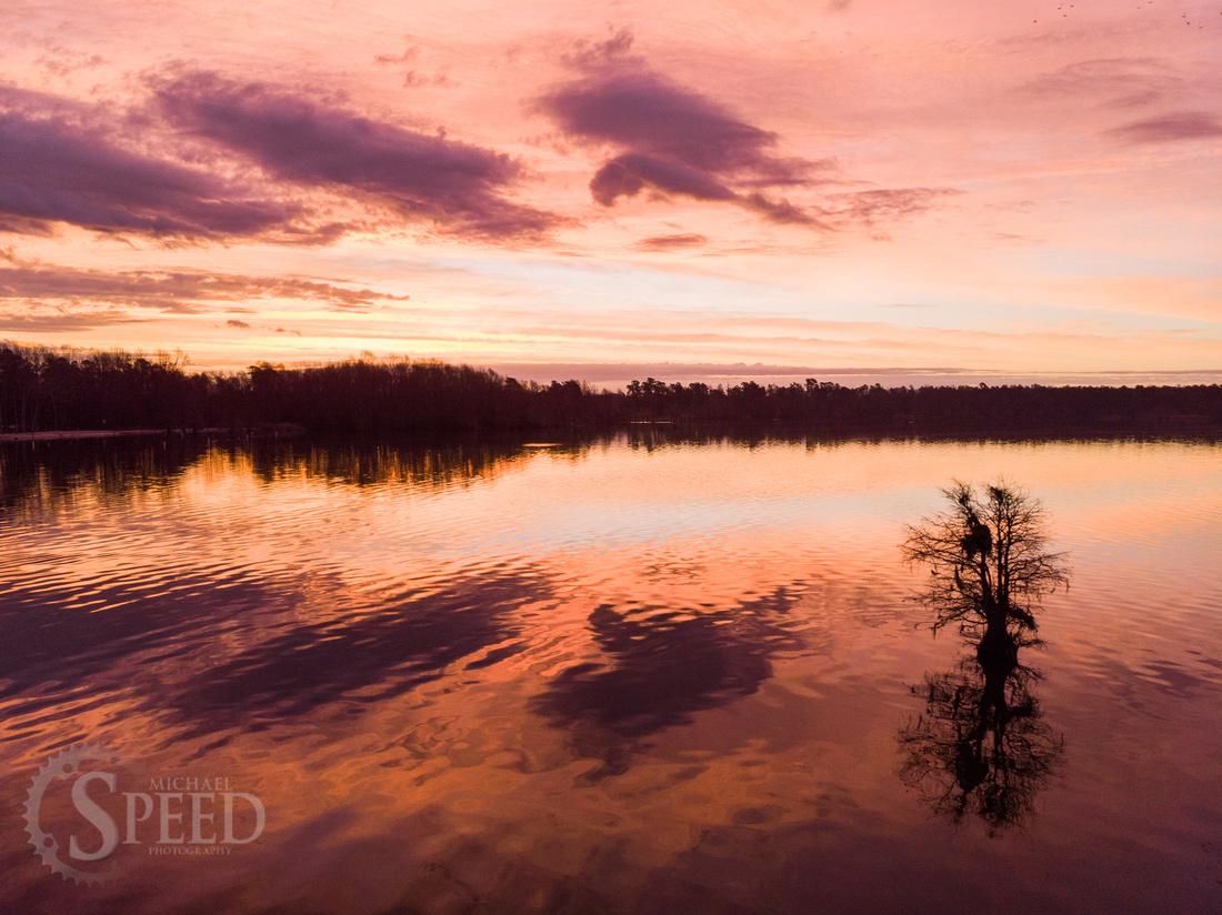 Lake Moultrie South Carolina