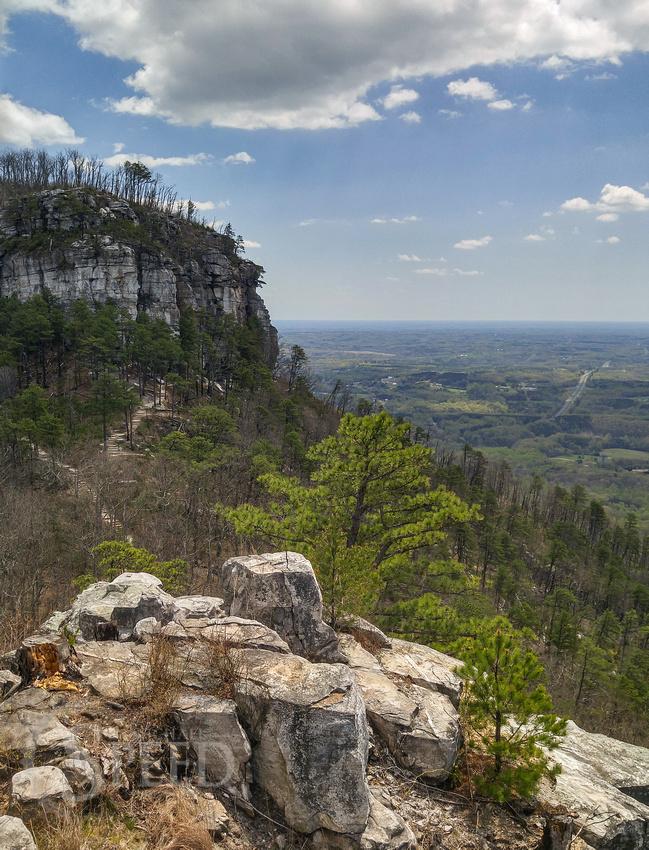 Pilot Mountain State Park