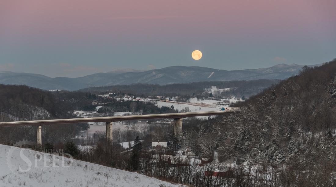 2016 Snowstorm in Southwest Virginia