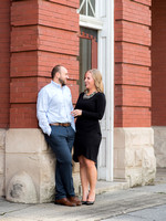 Roanoke Engagement Photography