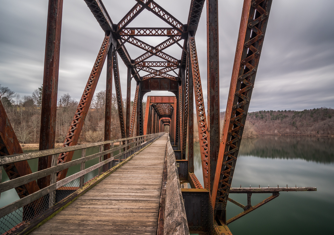 New River Trail Trestle