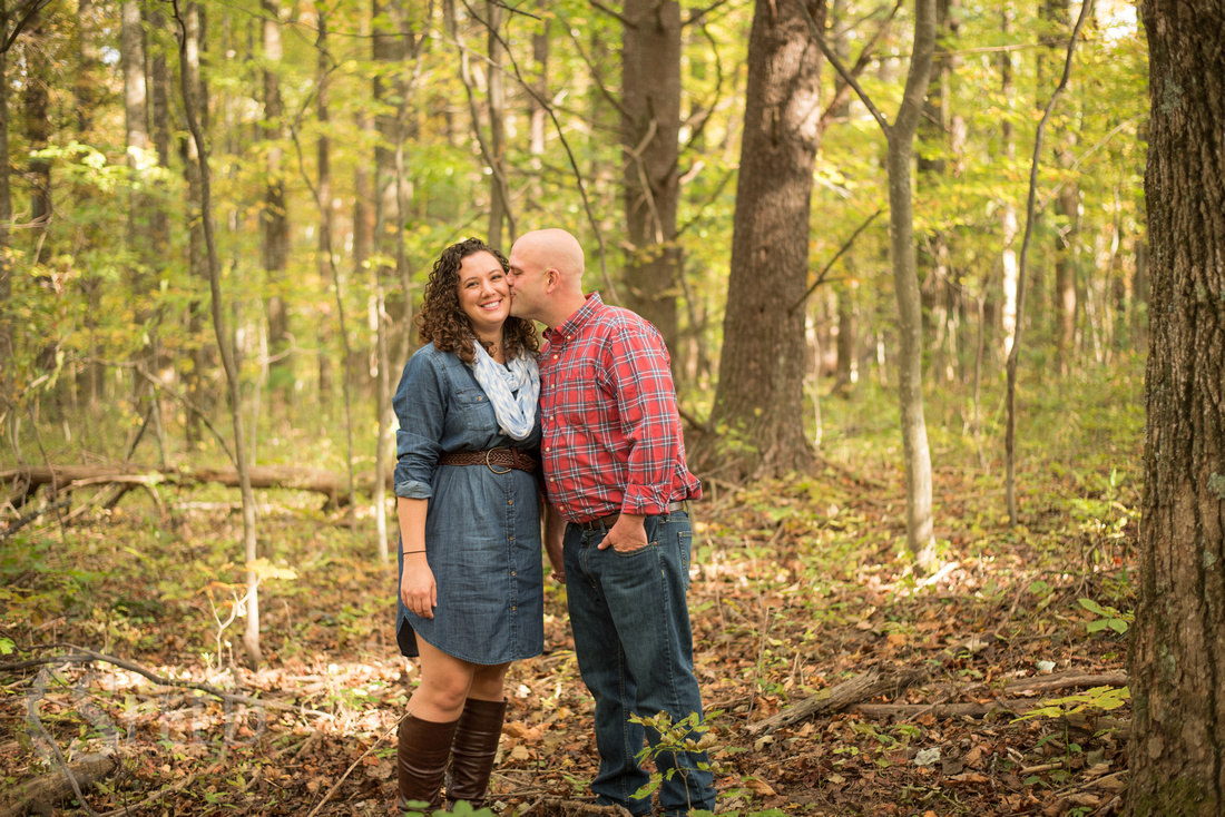 Rocky Knob Engagement Photography