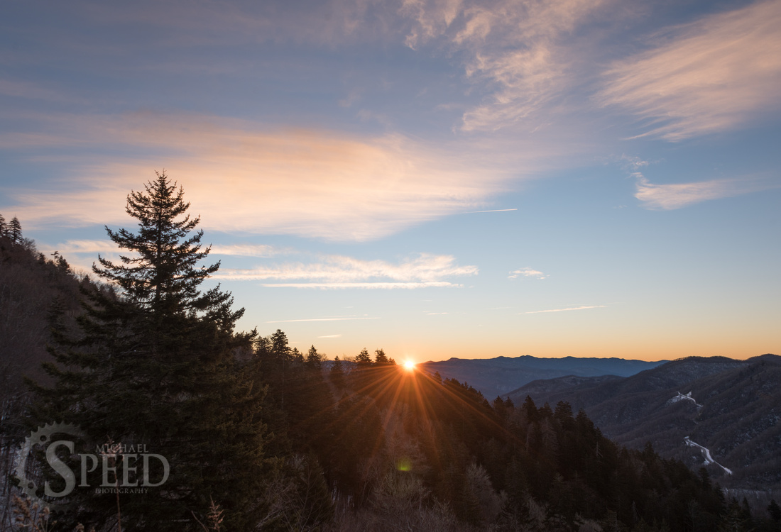 Great Smoky Mountains Winter