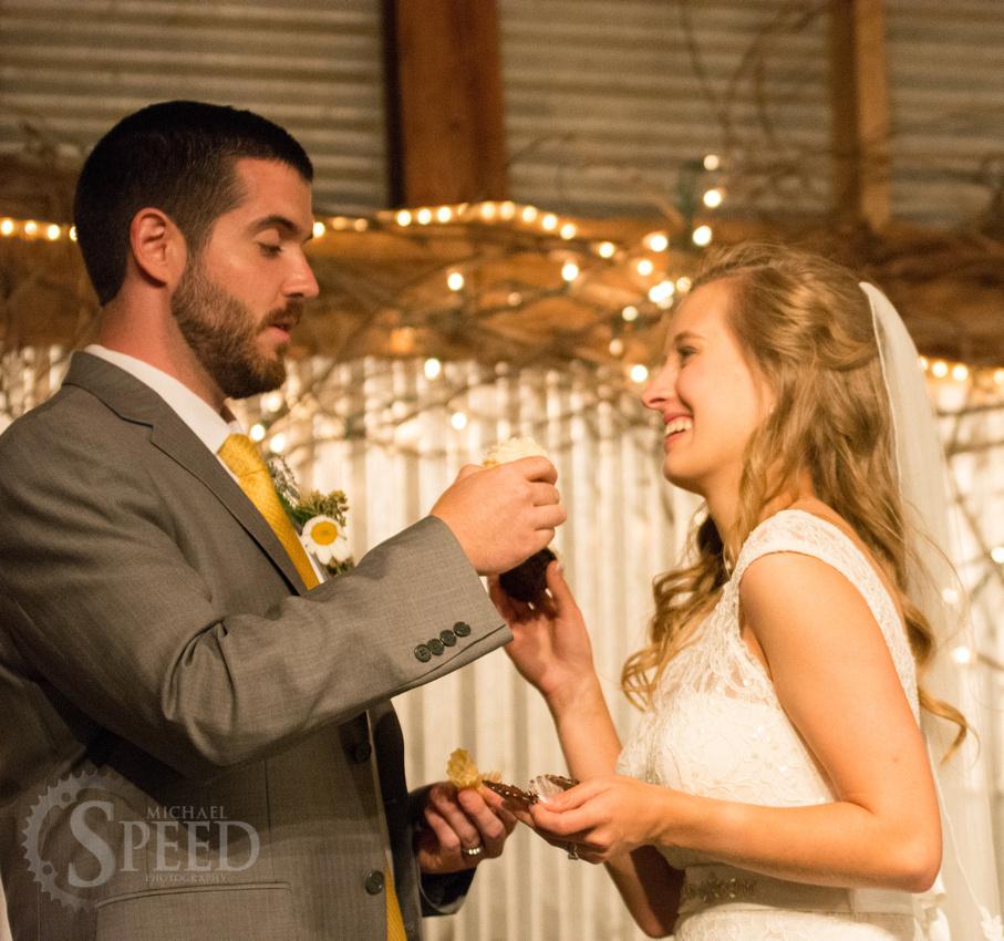 sinkland farms wedding reception